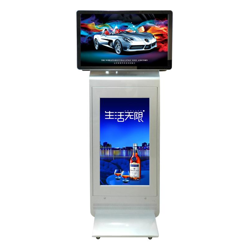 智能高清双屏广告机 RJ-145