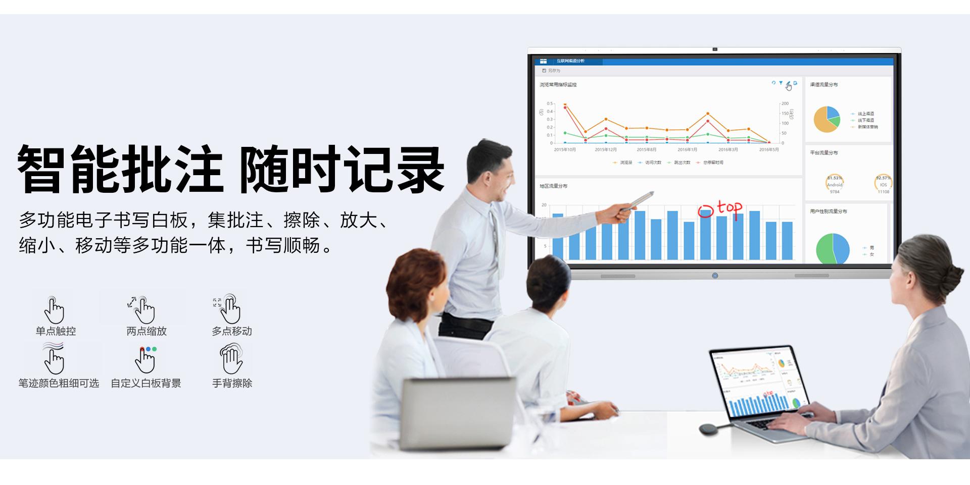 郑州会议平板